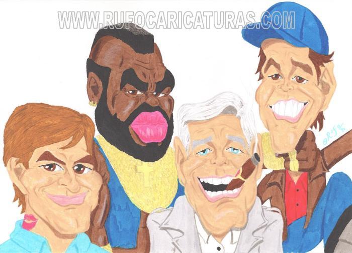 equipo_a_caricatura