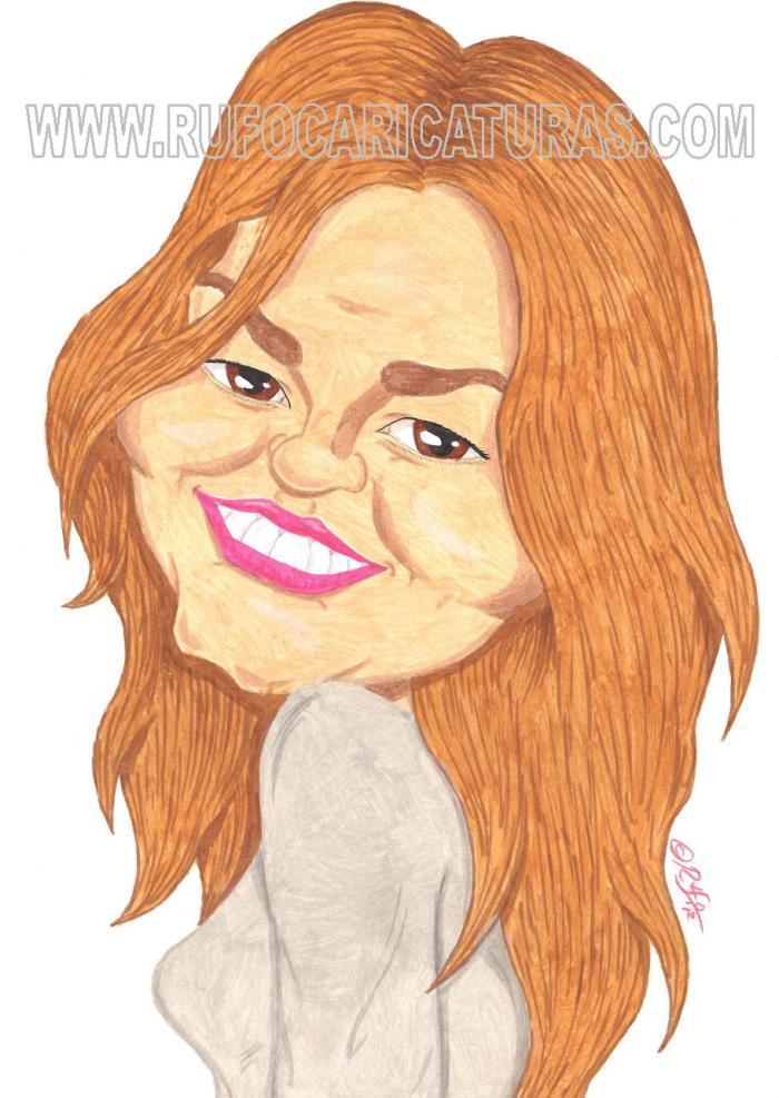 amaia_montero_caricatura