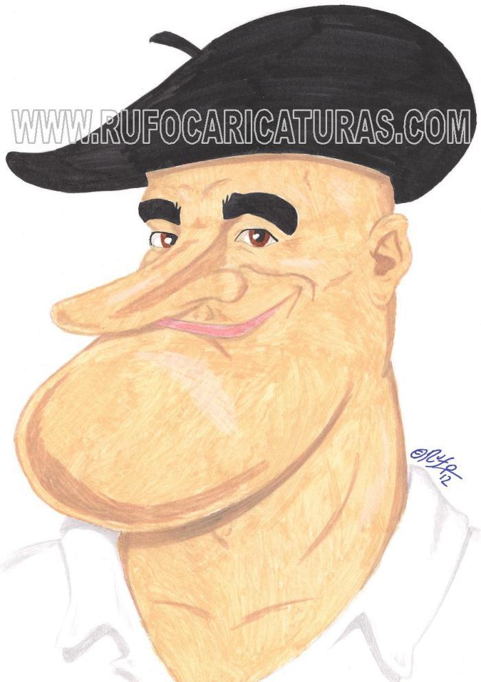 josechu_el_vasco_caricatura