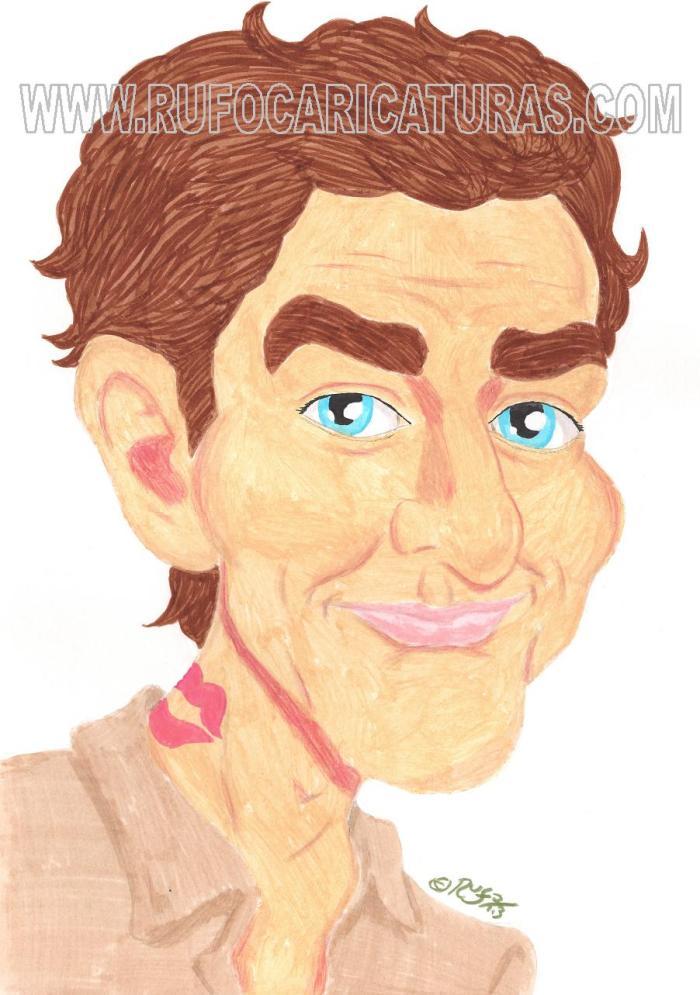 matthew_mcconaughey_caricatura