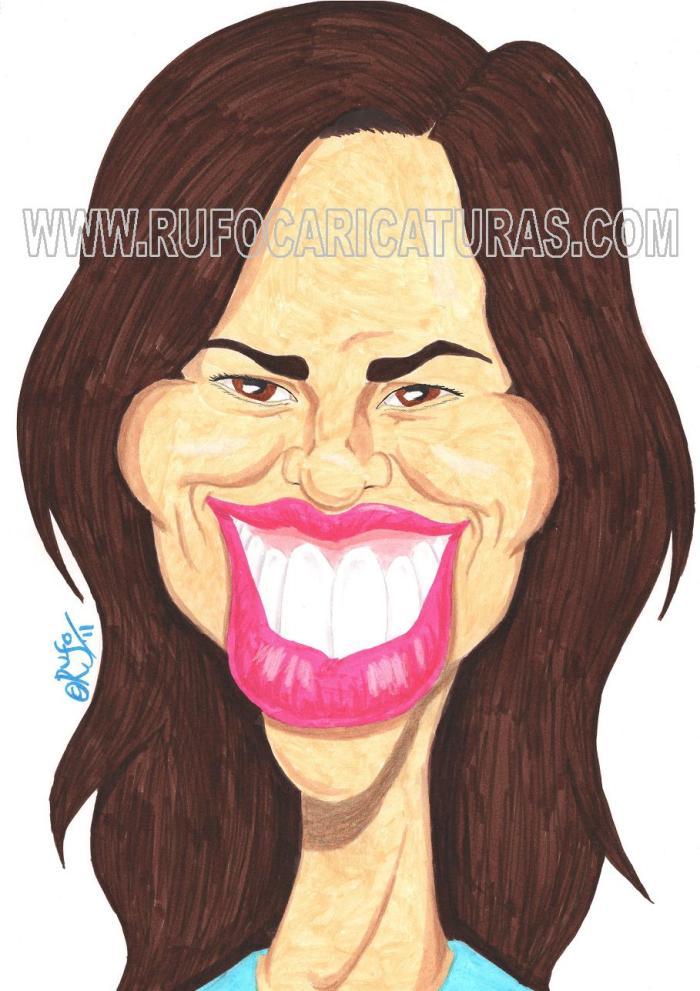 ariadna_gil_caricatura