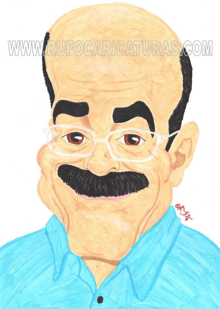 constantino_romero_caricatura