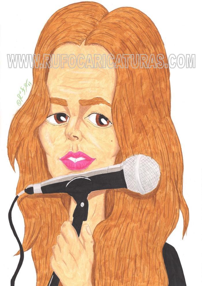 christina_rosenvinge_caricatura