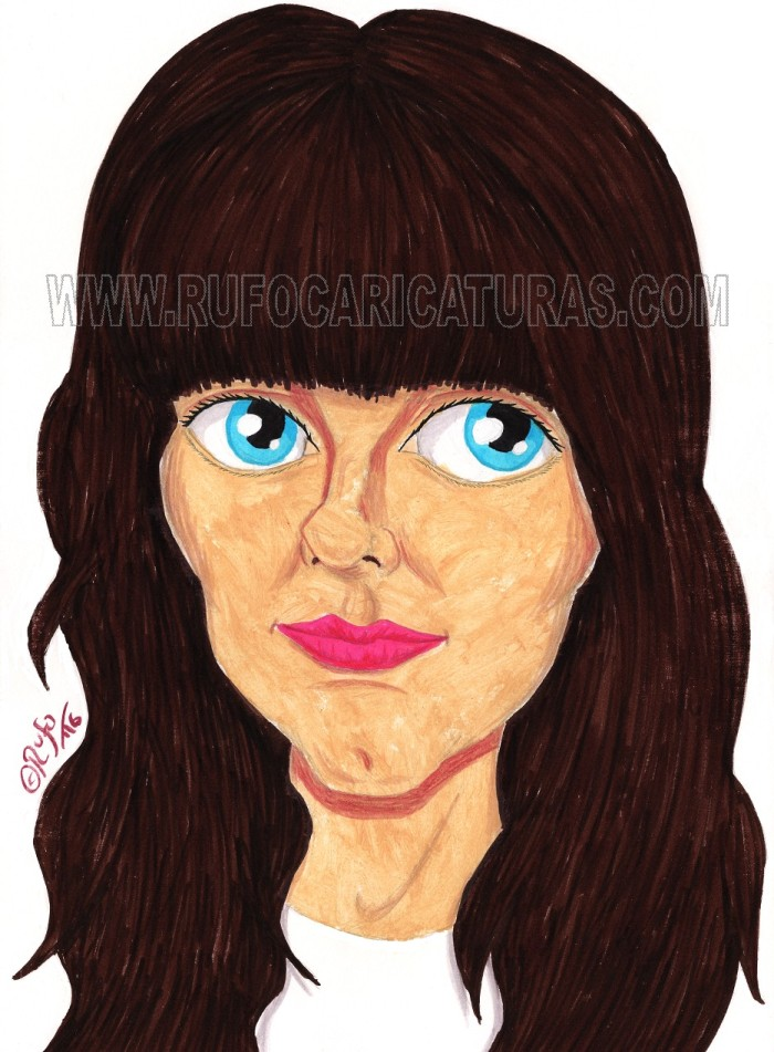 zooey_deschanel_caricature